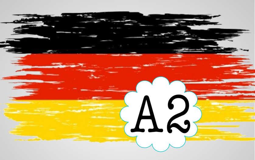 Curso de Aleman Nivel A2 Marco Europeo